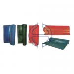 Renkli Puanlı Lastik Levha