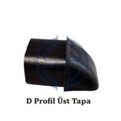 Plastik Profil Tapaları