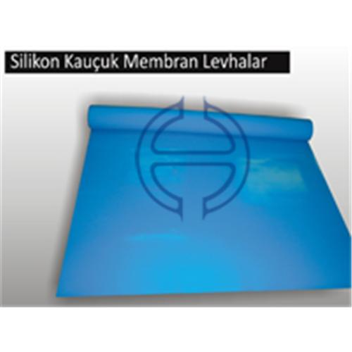 Silikon Membran Levha